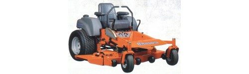 Tracteurs tondeuses à rayon de braquage zero (ZT, ZTH, Z)
